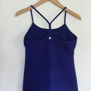 Lululemon Blue Cool Racer Size 8
